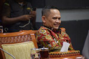 Anggota Komisi III DPR Fraksi PAN Nazaruddin Dek Gam
