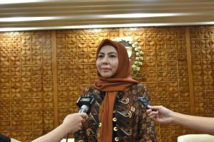 Anggota Komisi X DPR Fraksi Gerindra Himmatul Aliyah