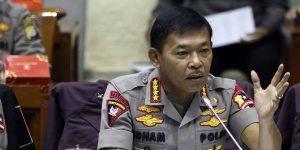 Kapolri Jenderal Polisi Idham Azis