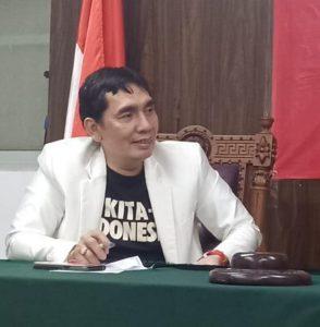 Ahli Hukum Pidana Universitas Bung Karno Jakarta, Azmi Syahputra,