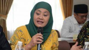 Anggota Komisi IX DPR Fraksi Partai Golkar Wenny Haryanto