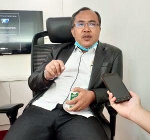 Anggota Komisi V DPR Fraksi PKS Surya Jaya Purnama