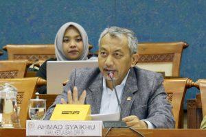 Anggota Komisi V DPR Fraksi PKS Ahmad Syaikhu