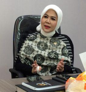Anggota Komisi IX DPR Fraksi PAN Intan Fauzi