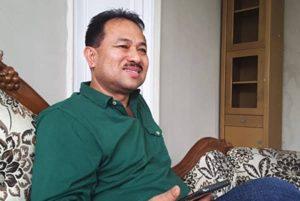 Wakil Ketua Komisi III DPR Fraksi PAN Pangeran Khairul Saleh