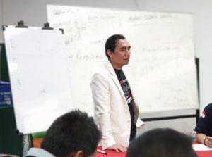 Ahli Hukum Pidana Azmi Syahputra