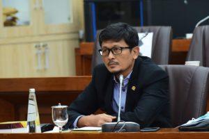 Anggota Komisi VI DPR Fraksi PKS Amin Ak