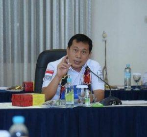 Anggota Komisi III DPR Fraksi Demokrat Santoso