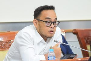 Anggota Komisi III DPR Fraksi PKB Mohamad Rano Alfath